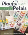 Playful Petals von Corey Yoder (2014, Taschenbuch)