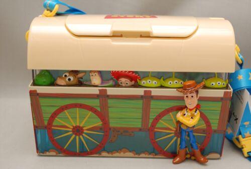 Tokyo Disney Sea Toy Story Popcorn Bucket 2019 Pixar Playtime Container Case F//S