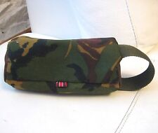 Handmade Small Camouflage Air Rifle Rest Bag Shooters Bean Bag Cushion Zeroing