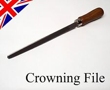 Fret Crowning File - Guitar Bass Luthier Tools