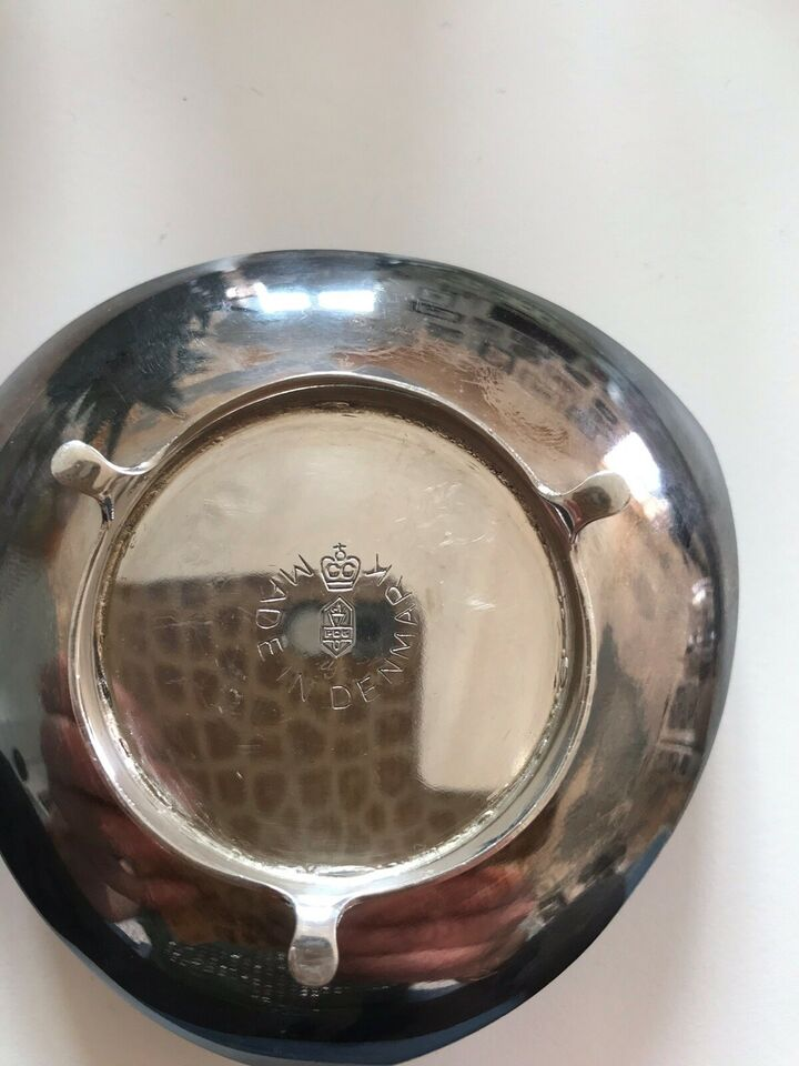 Kertestage, CC FDG sølvplet