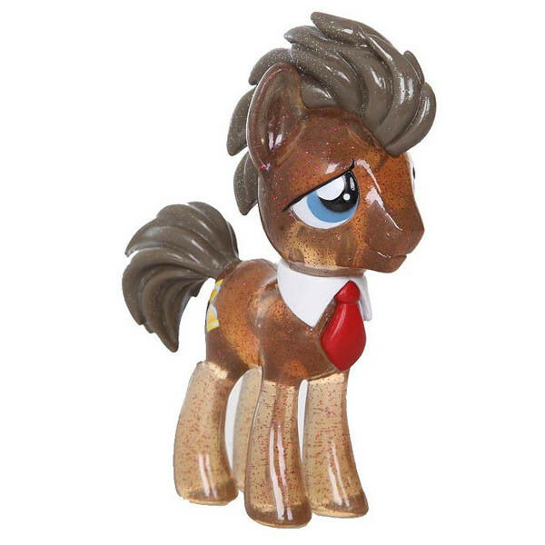 My Little Pony Funko Vinyl Figure - Dr Whooves (Glitter Exclusive)