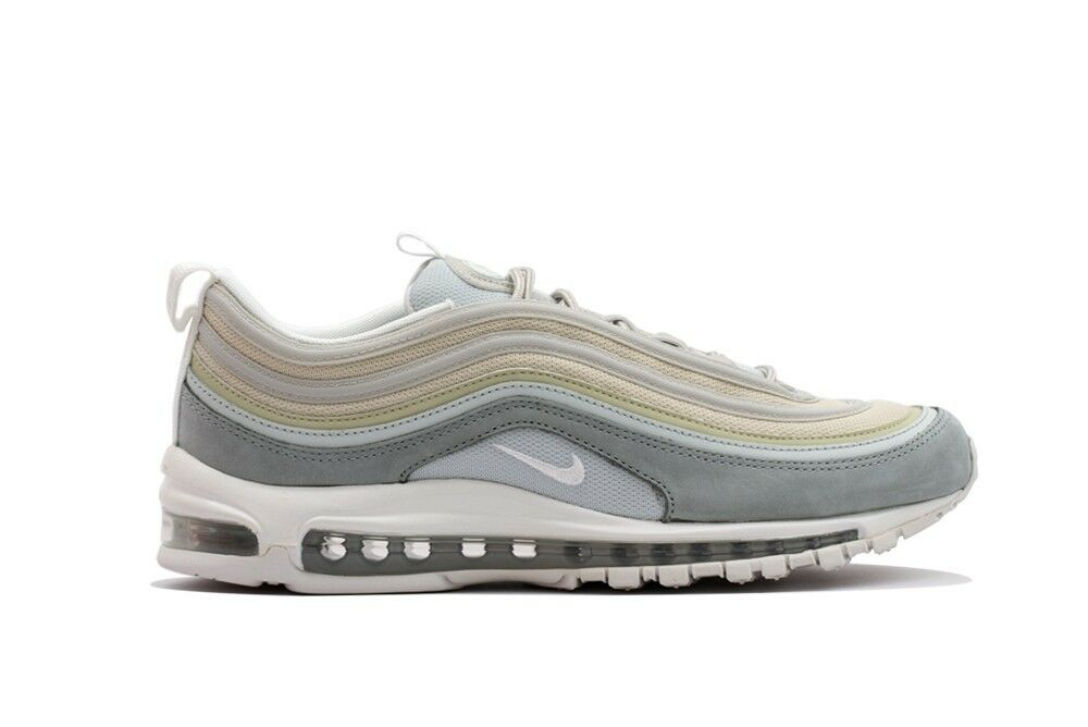 Nike Air Max 97 Premium size 7.5. Light Pumice Summit White.312834-004.
