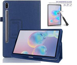 SLIM-CASE-pieghevole-Per-Samsung-Galaxy-Tab-S6-T860-T865-10-5-034-FREE-Protettore-in-vetro
