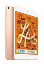 Apple iPad Mini 5 64GB Gold Wi-Fi MUQY2VC/A (Latest Model)
