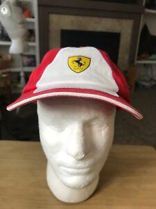 31c20a05 Image is loading Scuderia-Ferrari-Puma-Race-Sports-Car-Baseball-Cap-