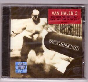 VAN-HALEN-3-bollino-siae-bianco-CD-NUOVO-SIGILLATO