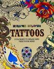 Tattoos Inspired Coloring by Parragon (Paperback / softback, 2015)
