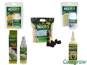 RooT-T-First-Feed-Rooting-Gel-Cutting-Mist-Plant-tonic-amp-Bag-of-50-Cubes