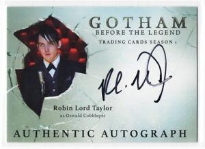 Collectibles 2016 Cryptozoic Gotham Before The Legend Season 1-100 Card Mini-master Set