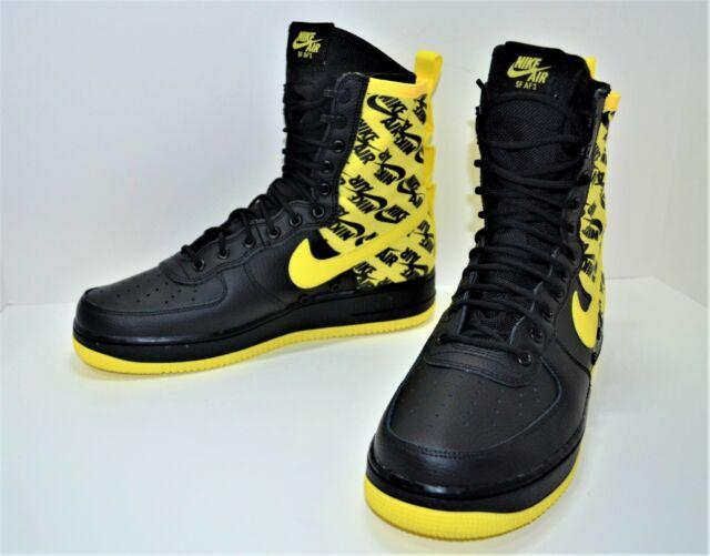 Size 11 - Nike Sf Air Force 1 Dynamic Yellow 2018