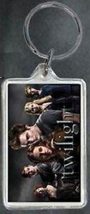 TWILIGHT-Lucite-KEYCHAIN-Edward-Bella-amp-Cullens-NEW-Alice-Jasper-Emmett
