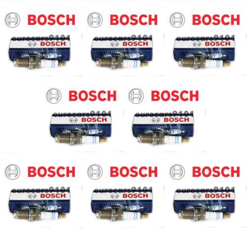 Porsche Cayenne Bosch Spark Plugs 0242240587 99917020791 Set of 8
