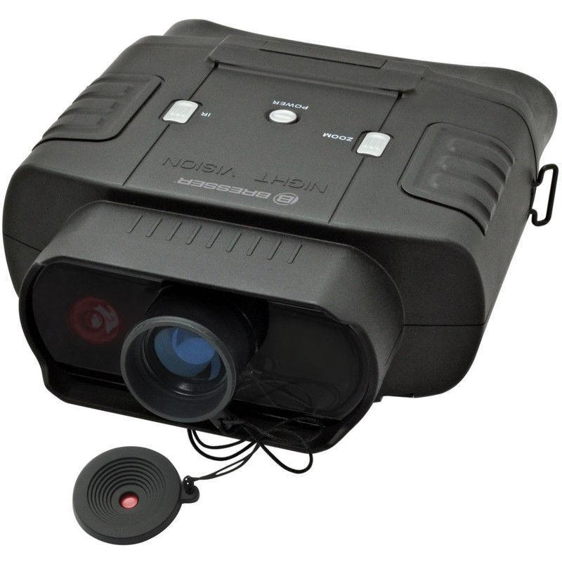 Digital hocico bresser visión nocturna dispositivo 3x20 con zoom, 1877480