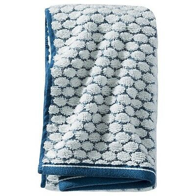 Threshold™ Texture Hand Towel - Blue/White