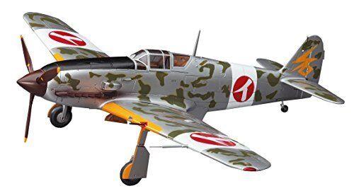 Hasegawa 1 48 Shidenkai no Maki Kawasaki Ki61-I Type3 Fighter HIEN Model Kit NEW