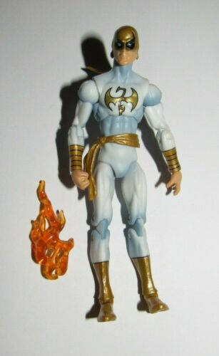 Marvel Universe 3.75 figure Iron Fist white complete /& excellent
