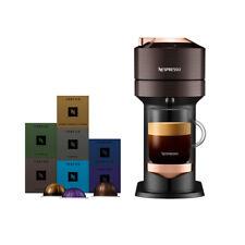 Nespresso Vertuo Next Premium Rich Brown Coffee Machine + 70 Vertuo Capsules