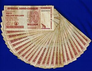 25-x-50-Billion-Zimbabwe-Dollars-Special-Agro-Cheque-2008-Bundle-25PCS-Banknotes