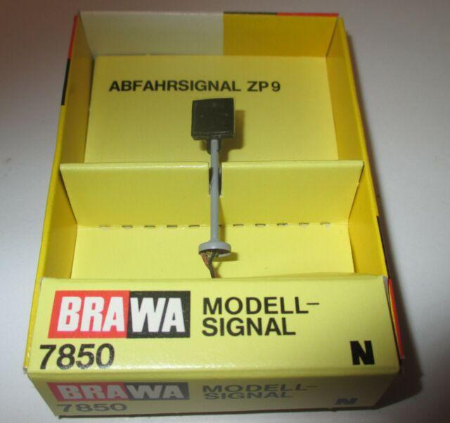 Brawa N 7850 Abfahrsignal ZP9> NEUW.