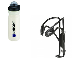 Black M-Wave Alloy Bicycle Bottle Cage