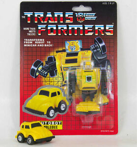 Transformers-G1-Re-issue-Autobot-Mini-Vehicle-Warrior-Bumblebee-Brand-NEW-MISB