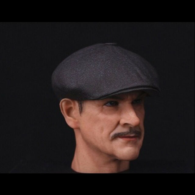 "The Untouchables Sean Connery Head Sculpt with Hat Fit for 12/"" Action Figures"