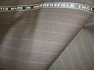 4-yd-HOLLAND-SHERRY-WOOL-FABRIC-Crispaire-Super-Fine-9-oz-SUITING-144-034-BTP