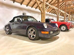 Porsche-911-964-Cabrio-Umbau