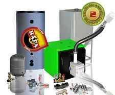 Pelletkessel - Mini Bio B - 10 kW mit Bafa Förderung von 3500 € Komplettpaket