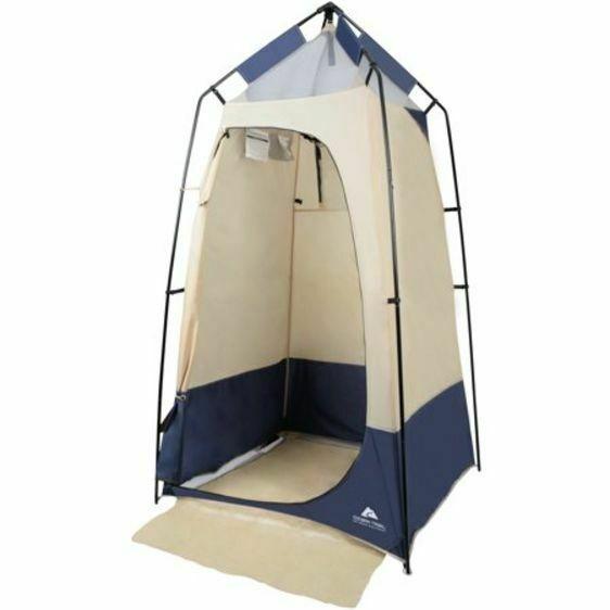Ozark Trail Outdoor Shower Utility Changing Tent Shelter Camping New