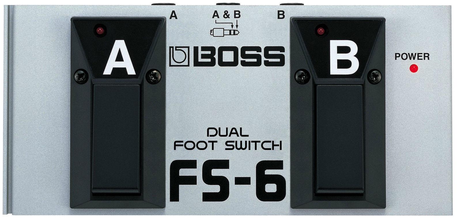 Boss FS-6 Guitar Volume pedal Guitar Effect Pedal