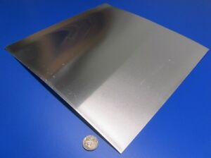 """.020/"""" Thick x 24.0/"""" Wide x 24.0/"""" Long 1100 Aluminum Sheet Softened O"""