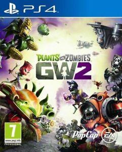 Plants Vs Zombies Garden Warfare 2 Ps4 Sec. (Leer Anuncio)