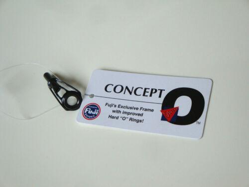 Ring 8 Spitzenring Fuji BPOT Tube 2.4mm Rutenbau