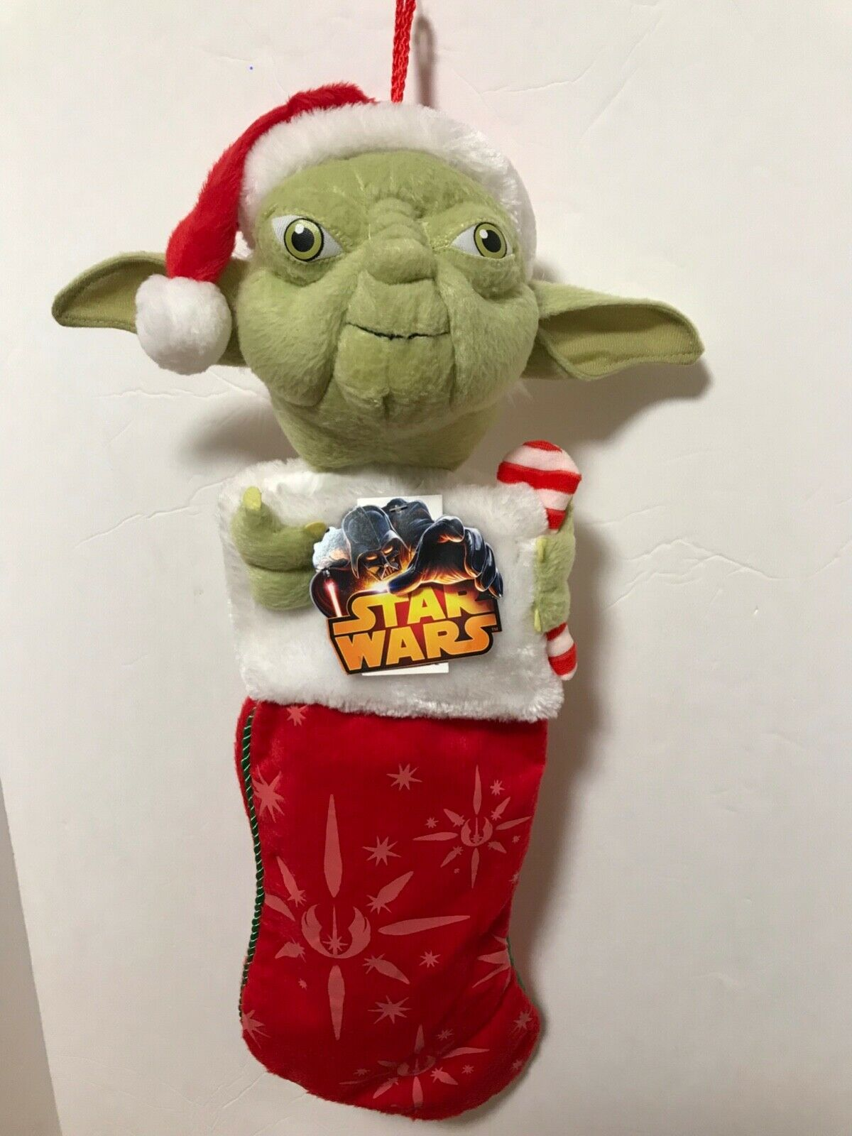 Star Wars Yoda Christmas Stocking