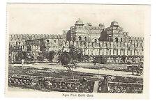 Agra India Agra Fort Delhi Gate mid-1920s black and white view