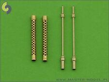 12,7mm BREDA SAFAT BARRELS (CR.42 G.50 MC.200 MC.202 Re.2000) #48054 1/48 MASTER