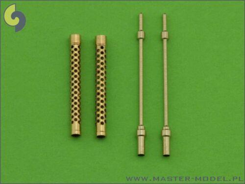 12,7mm BREDA SAFAT LÄUFE #48054 1//48 MASTER CR.42 G.50 MC.200 MC.202 Re.2000