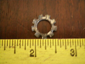 Vintage-NOS-G503-Willys-MB-Ford-GPW-Cadmium-Plated-3-8-034-External-Tooth-Washers