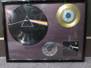 PINK-FLOYD-DARK-SIDE-OF-THE-MOON-PICTURE-ALBUM-MONEY-SINGLE-CD-PLAQUE