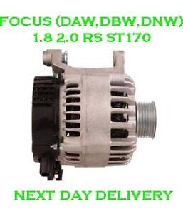 Ford-Focus-1-8-2-0-16-V-1998-1999-2000-2001-2002-2003-2004-2005-Alternador