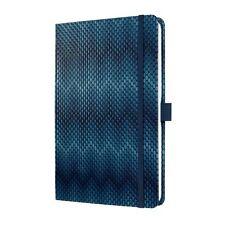Sigel Notizbuch liniert JN305 Jolie® Serie Beauty Petrol Passion Hardcover ca A5