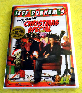 Jeff Dunham - Very Special Christmas Special ~ New DVD ...