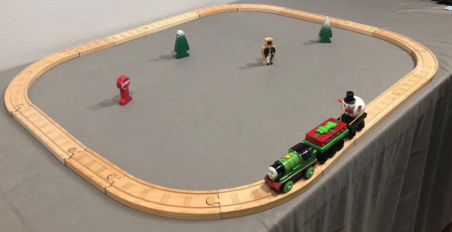 Thomas, las las las baterías de los trenes se mueven en los árboles, Percy Norman y ahora. a04