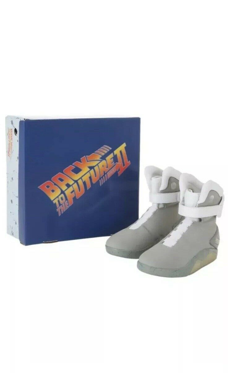 Officially Licensed Air Mag  Back Back Back To The Future scarpe  Dimensione 10 Ready to Ship  8df2dc