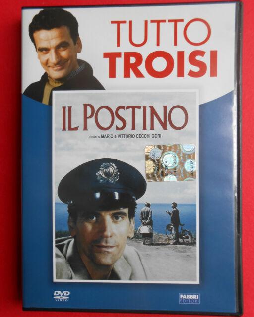 dvd film massimo troisi il postino the postman maria grazia cucinotta bacalov gq