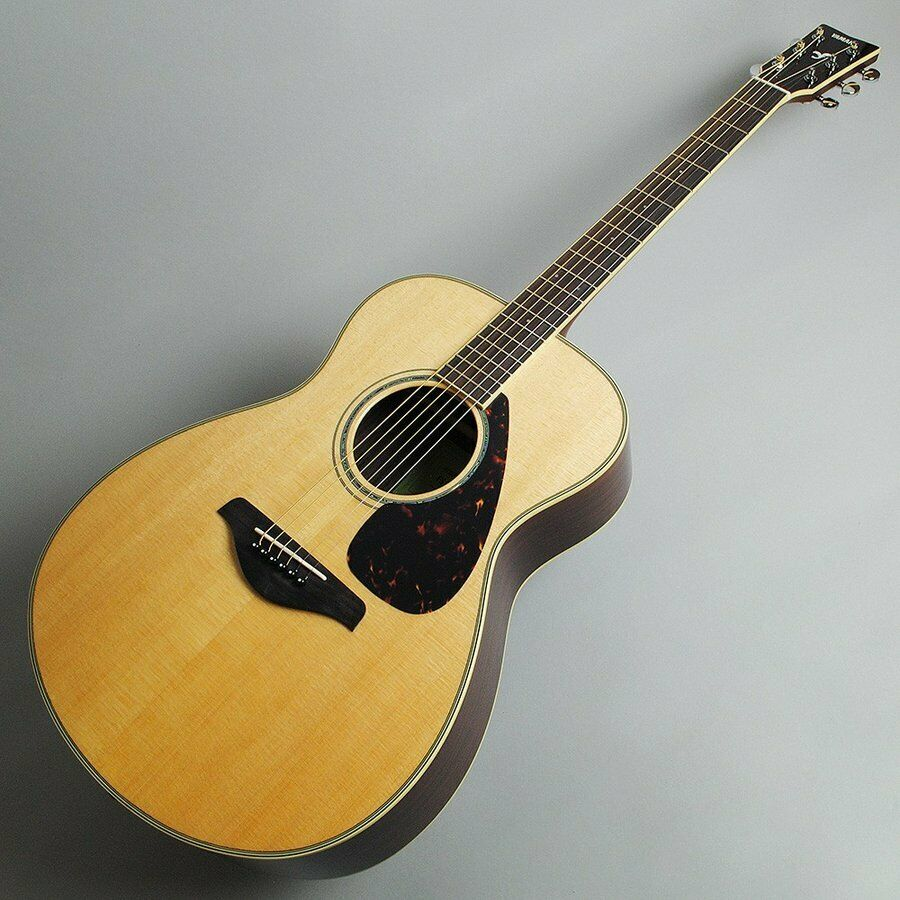 YAMAHA FS830 NT (Natural) acoustic guitar   actual image