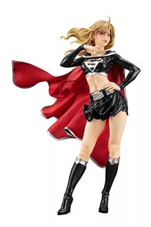 DC COMICS  Pretty Girl DC UNIVERSE Dark Super Girl 1 7 cifra Limited Japan F S  100% di contro garanzia genuina