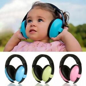Kids Ear Muff Defenders Earmuffs Noise Cancelling Headphone Hearing Protection